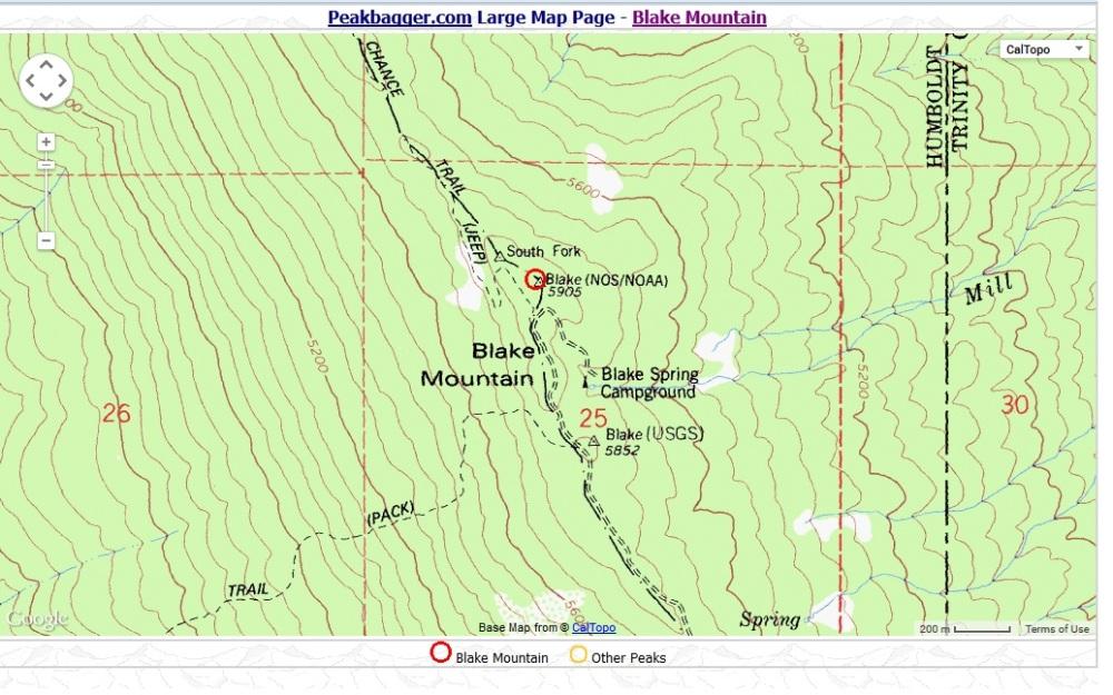 SFM Map